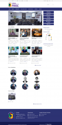 Seu Municípionão possui um Website com acesso fácil à todas as informações?